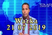 WARKA 21 07 2019 Gudoomiyaha baarlamaanka Maxamed Mursal oo magacaabay gudi sameeya sharciga doorashooyinka