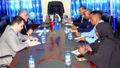 Photo of Minister For Labour And Social Affairs Meets With Turkish Ambassador