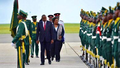 Photo of Uhuru lobbies for Kenya to get UN Security Council seat