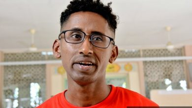 Photo of Somali refugee leader hopes for brighter days ahead