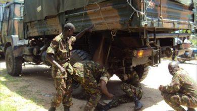 Photo of Al Shabaab returnees accused of Imam's murder