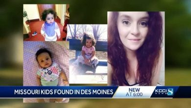 Photo of Man charged with kidnapping daughter of slain Missouri woman; children were found in Des Moines