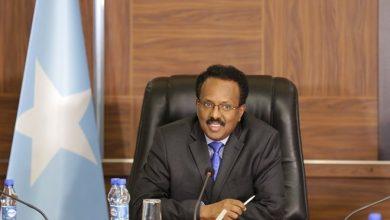 Photo of Somalia President Farmajo denounces US citizenship