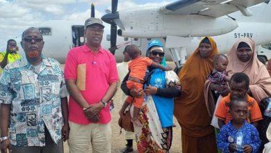 Photo of 45 Somali refugees return home in voluntary repatriation program