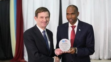 Photo of US Under Secretary for Political Affairs David Hale Meets With Prime Minister Hassan Ali Khaire