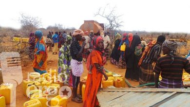 Photo of Water trucking saves desperate families in Galmudug villages
