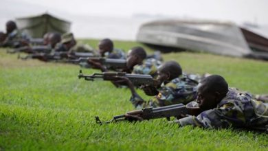 Photo of 'Human Security Training' For Somalia-Bound Ugandan Troops