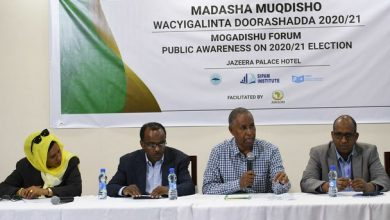 Photo of Somalia launches public awareness campaign on one-person, one-vote 2020/21 polls