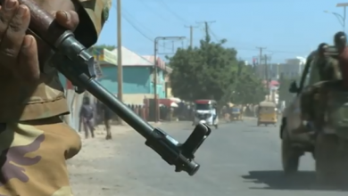 Photo of Gunmen Kill A Tax Officer In Mogadishu, Somali Capital