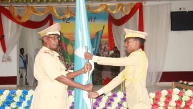 Photo of New Somali Army Chief Takes Office