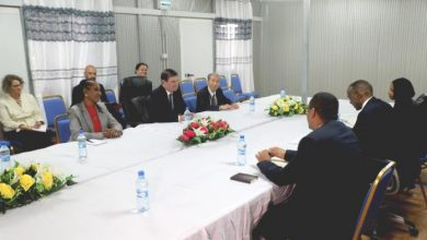 Photo of Somalia, U.S Agree To Intensify Security Operations Against Al-Shabab