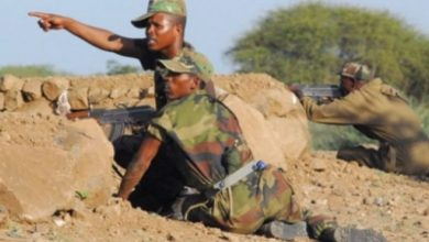 Photo of Al-Shabab Attacks Somali Military Base In Qoryoley