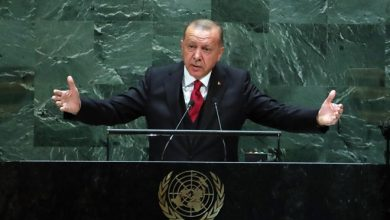 Photo of Turkey's Erdogan refuses UN dinner over presence of Egypt's Sisi