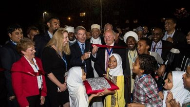Photo of Jewish community helps reopen Somali Bravanese centre six years after arson