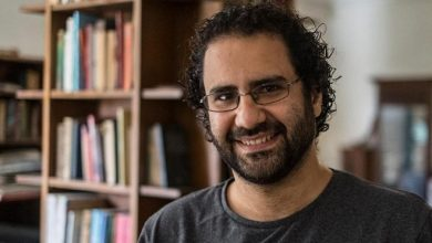 Photo of Leading Egyptian pro-democracy activist re-arrested