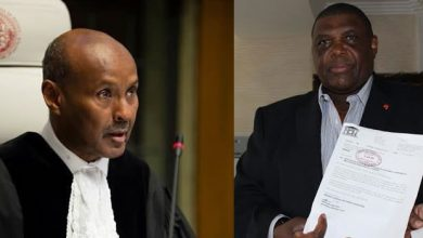 Photo of Matsanga now wants ICJ President out of Kenya-Somalia case