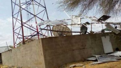 Photo of Somali telco behind mast attacks, report says