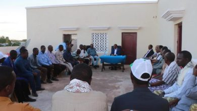 Photo of Somali PM In Hudur Town For Talks With Regional Officials