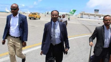 Photo of Somalia's Minister Of Finance Travels To Ethiopia For Summit