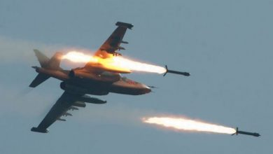 Photo of Suspected KDF Airstrike Hits Al-Shabab Base In Southern Somalia