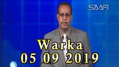 Photo of WARKA 05 09 2019 Xeer ilaaliyaha qaranka Axmed Daahir oo ka hadlay halka ay mareyso xaalada damaca Kenya ee bada Soomaaliya