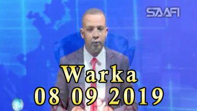 Photo of WARKA 08 09 2019 Isbitaal magaalada Hargeysa ku yaala oo bilaabay in hooyada caloosheeda ilmo lagu beero
