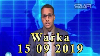 Photo of WARKA 15 09 2019 Al shabaab oo weerar saf balaaran ah ku qaaday deegan badan oo ka tirsan Shabeelaha Hoose