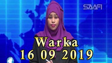 Photo of WARKA 16 09 2019 Qaar ka mid ahaa ciidamada Brundi oo lagu laayey duleedka degmada Balcad
