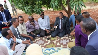 Photo of Somali PM Meets With Youth In Baidoa City