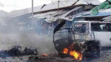 Photo of Blast Followed By Gunfire Reported At Police Checkpoint In Mogadishu