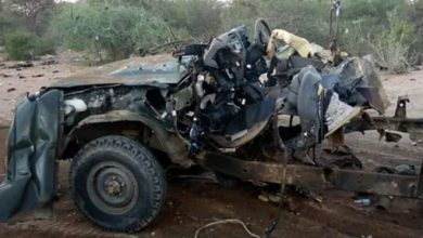 Photo of 10 GSU officers killed in Garissa IED attack