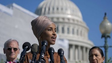 Photo of Rep. Ilhan Omar raises $1.1 million for re-election bid