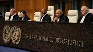 Photo of ICJ sets June 2020 for maritime case hearing-Somali DPM