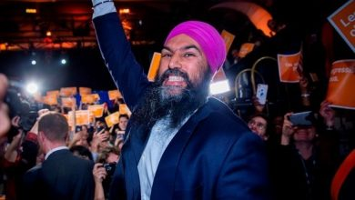 Photo of New poll shows NDP 'surge' and major bump in approval for Jagmeet Singh
