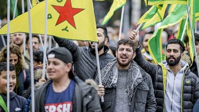Photo of Tensions between Germany's Turks and Kurds boil over with Syria offensive