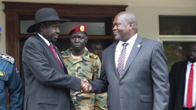 Photo of South Sudan's opposition leader warns of return to civil war