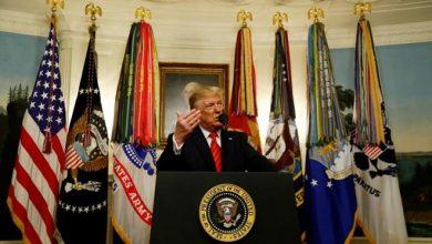 Photo of Trump hails death of 'depraved' Islamic State leader Baghdadi in U.S. raid