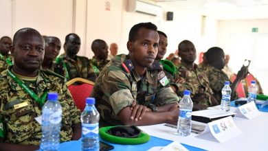 Photo of AMISOM and Security partners committed to end the use of improvised explosive devices in Somalia