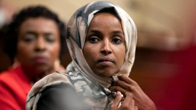 Photo of Ilhan Omar faces blowback after voting 'present' on Armenian genocide resolution
