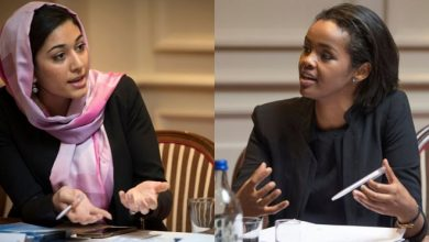 Photo of Two Muslim African women have been nominated for the Nobel Peace Prize