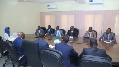 Photo of Puntland Leader Meets With UN And IGAD Delegation