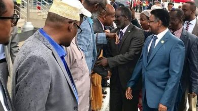 Photo of Djibouti National Assembly Speaker Visits Somalia