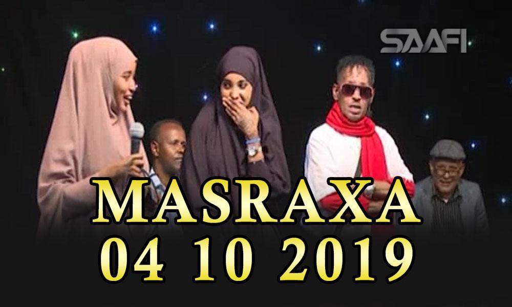 MASRAXA FURAN 04 10 2019 Majaajilo qosol iyo dhalinyaro codkooda iyo heesahooda tijaabinaya
