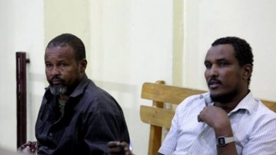 Photo of Militants Sentenced To Death By Somali Military Court