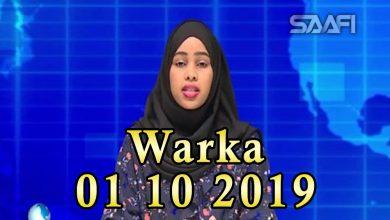 Photo of WARKA 01 10 2019 Shirka madasha wadatashiga qaran oo magaalada Muqdisho ka furmay