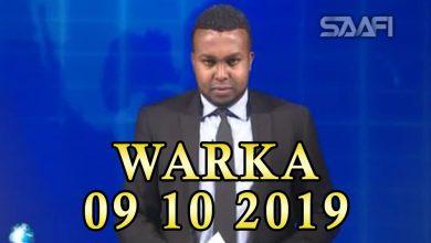 Photo of WARKA 09 10 2019 Madaxweyne Farmaajo oo hadlo xanaf leh ka jeediyey xaflada furitaanka golaha baarlamaanka