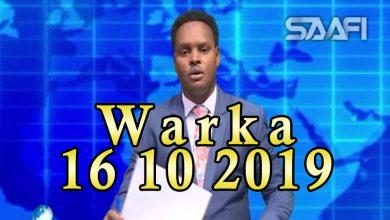 Photo of WARKA 16 10 2019 Madaxweyne Farmaajo oo warqadaha aqoonsiga ka gudoomay saafirada wadamada Aweden iyo Talyaanig