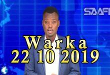 Photo of WARKA 22 10 2019 Gudoomiyaha xisbiga Wadani Cabdiraxmaan Ciro oo diiday gudigii doorashooyinka uu soo magacaabay madaxweyne Biixi