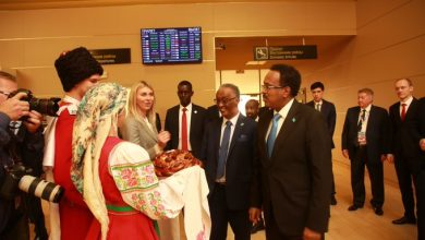 Photo of Somali President Attends Russia-Africa Summit