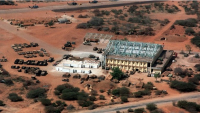 Photo of US Military Base, Italian Military Convoy Attacked In Somalia
